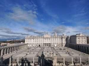 palais royal madrid espagne